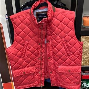 Tommy Hilfiger zip up vest